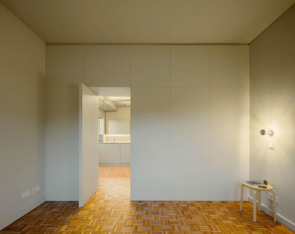 Wohnungsrenovierung in den frühen 70er Jahren - Costa Lima Arquitectos