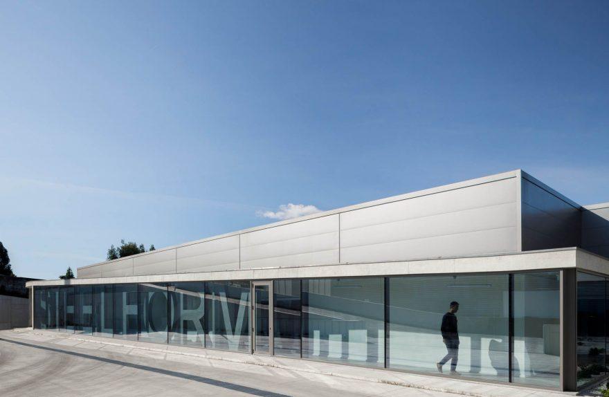 Ampliación de la unidad de producción de la fábrica STEELFORM - Atelier d'Arquitectura Lopes da Costa