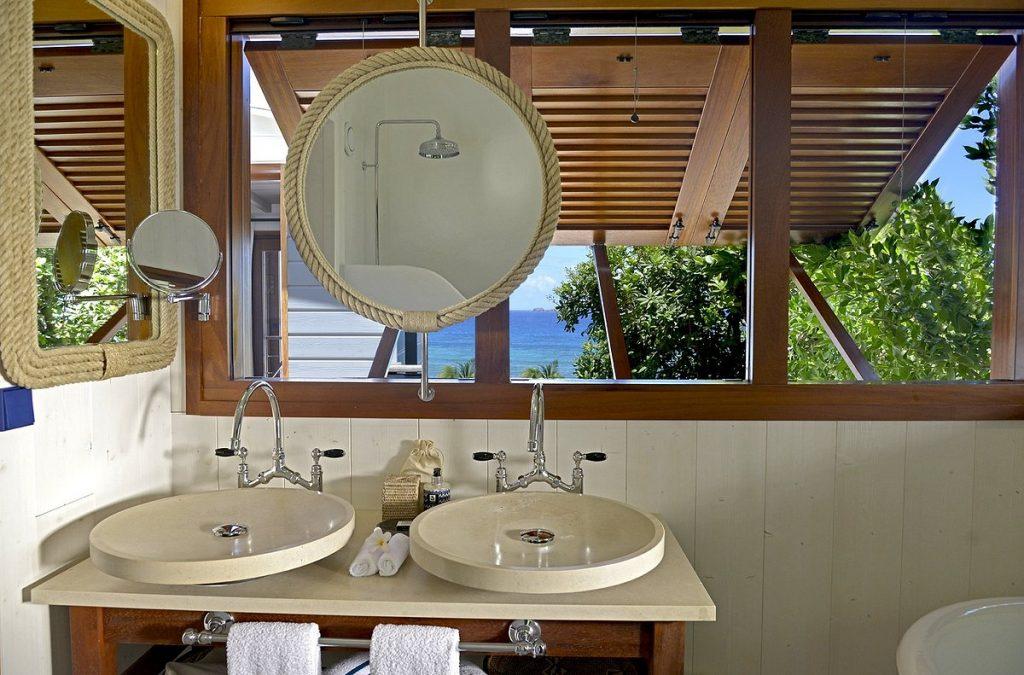 Rubinetterie Stella, série Italica Leve - Hotel Manapany resort 5 estrelas