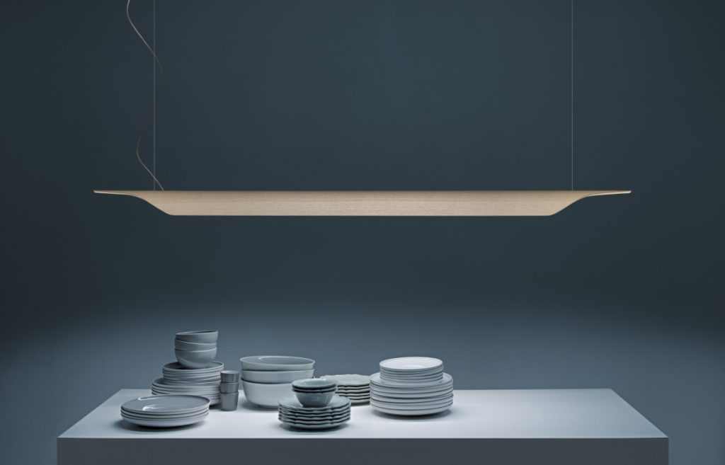 TROAG suspension lamp design Luca Nichetto for Foscarini